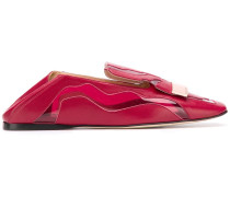 Klassische Slip-On-Loafer