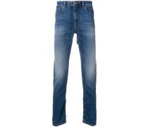 Schmale 'Thommer' Jeans mit Kordelzug