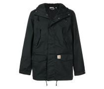 concealed front jacket