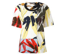 T-Shirt im Patchwork-Design