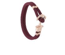 Armband mit Seilmuster