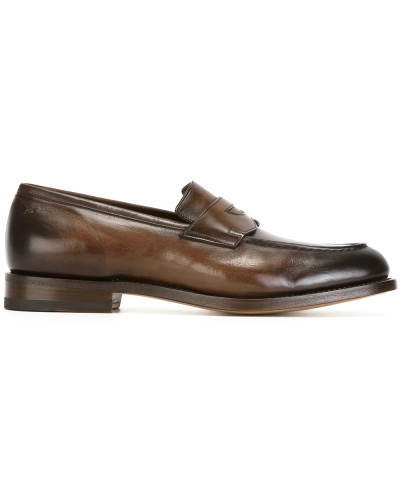 Santoni Herren Klassische Penny-Loafer Freier Versandauftrag 1vStkpTQ