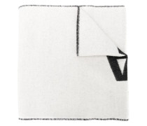 ''Macro'' Schal mit Logo