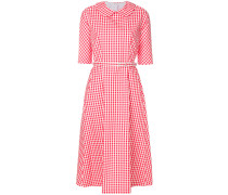 Kleid mit Vichy-Karomuster
