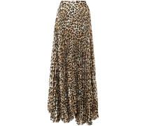 Katz maxi pleated skirt