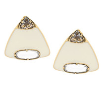 Dreieckige Ohrringe
