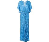 'Jackie' Kleid mit Knotendetail