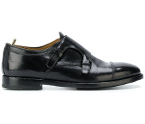 Sandie double-monk shoes