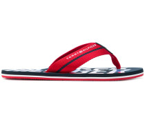 Flip-Flops mit gewebten Riemen
