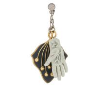 hand motif earring