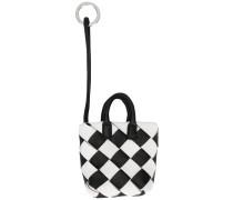 Schlüsselanhänger mit Handtaschen-Design