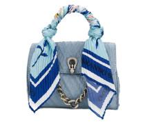 Handtasche mit Schal