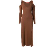 Kleid mit Cold-Shoulder