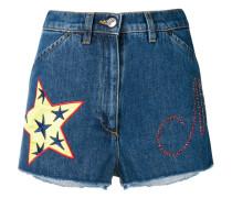 Kurze Jeans-Shorts