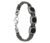 round stone embellished bracelet