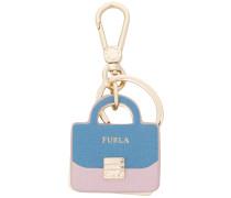 Schlüsselanhänger mit Tasche