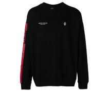 'Wings Barcode' Sweatshirt