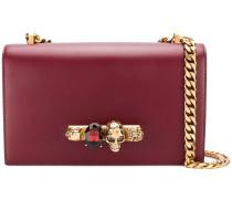 jewelled satchel bag