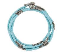 stacked wrap bracelet