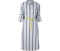 striped design dress