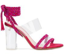 'Christina' Sandalen mit Schnürung