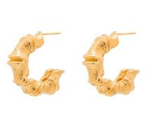 24kt vergoldetete 'Selva Stenz' Goldhalskette