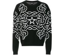 starr printed sweatshirt