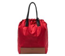 Handtasche mit Kordelzug