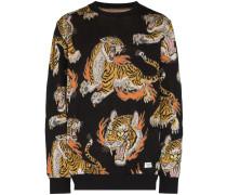 Pullover mit Tigern