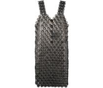 Kleid mit Kettengeflecht