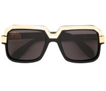 Sonnenbrille mit 24kt Gelbgoldeinsätzen