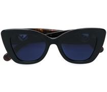 monogram frame sunglasses