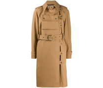 Trenchcoat im Utility-Look