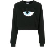 Sweatshirt mit Logomotiv