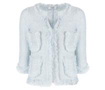 short knit jacket