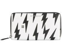 Pandora long zipped wallet