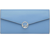 long logo wallet