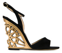 'Kismet' Wedge-Sandalen