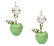 Vergoldeter 'Apfel' Ohrring