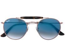 Pilotenbrille mit Farbeffekt
