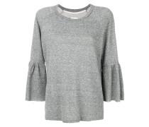 flared loose sweater