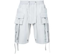 Shorts mit mehreren Taschen