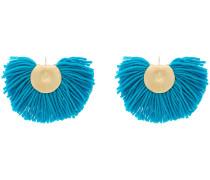 'Turquoise Fan' Ohrringe