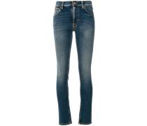 Lean Dean cropped skinny jeans