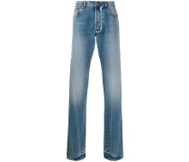 Jeans im Five-Pocket-Design
