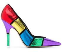 'Kate' Pumps in Colour-Block-Optik