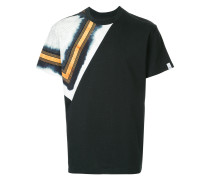Shibori bandana print T-shirt