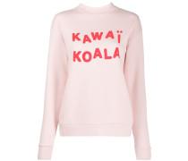 'Kawai Koala' Boyfriend-Sweatshirt