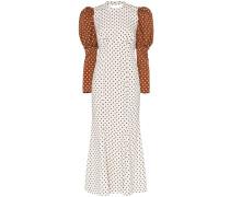 Gepunktetes 'Sibylle' Kleid