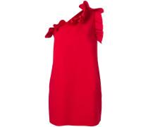 Einschultriges Minikleid